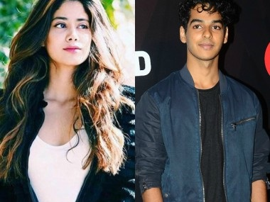 Jhanvi Kapoor Ishaan Khatter to star in Indian remake of The Fault in Our Stars and not Sairat