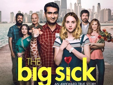 The Big Sick review roundup Funniest film of 2017 Kumail Nanjiani is a revelation