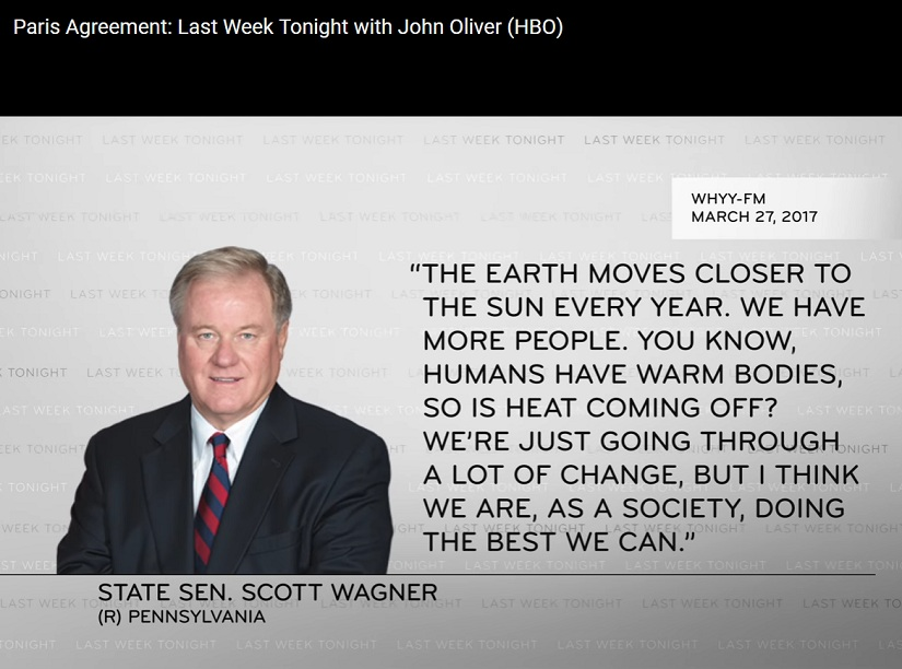 Scott Wagner - State Senator of Pennsylvania
