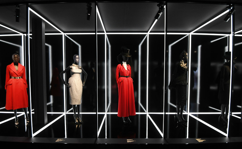 70 years of Christian Dior: Fashion giant's journey chronicled in exhibition with 400 dresses