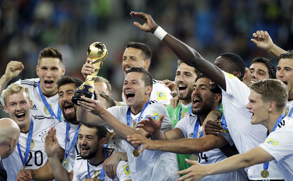 Confederations Cup 2017: Second-string Germany winning title, VAR debate and other hits and misses