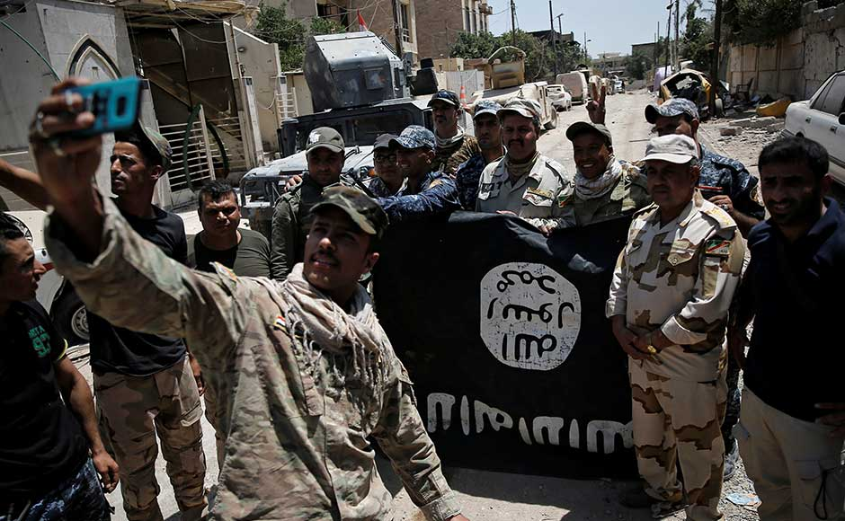 ISIS Appears To Be Losing The Battle For Mosul