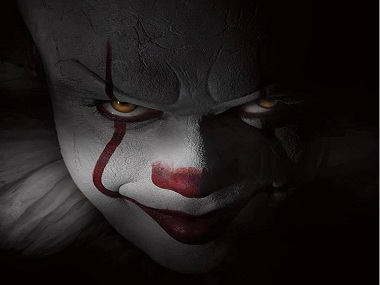 Poster of the film, It. Image via Facebook