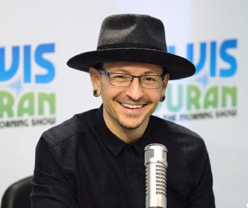 Chester Bennington. Image from Facebook