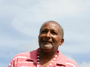 Andy Roberts collected 202 wickets in the 66 Tests that he played for West Indies. Reuters