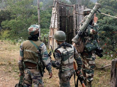 NDFB militant killed in joint operation by Army police in Assams Kokrajhar district