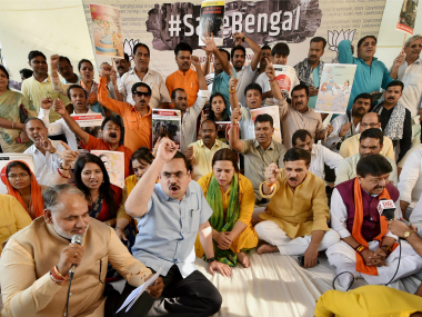 Basirhat communal riots: BJP launches 'Save Bengal' campaign claiming 'constitutional breakdown'