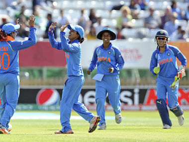 Ekta Bisht starred In India's thumping win over Pakistan at Derby. AP