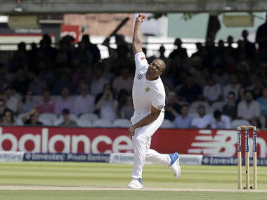 England vs South Africa: Vernon Philander rushed to hospital following stomach bug