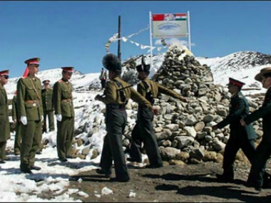 Tensions build along IndiaChina LAC in parts of Ladakh northern Sikkim as both countries deploy additional troops