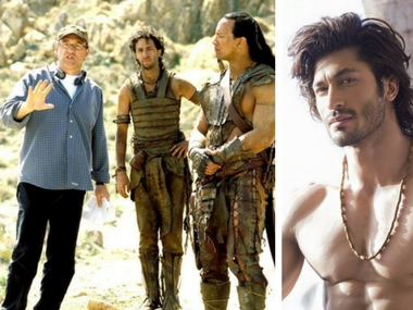 Vidyut Jammwal to star in adventure film Junglee helmed by The Mask director Chuck Russell