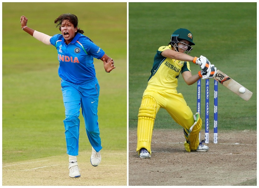 Nicole Bolton has hit a purple patch at the right time. Jhulan Goswami, on the other hand, has not been at her usual best. Reuters