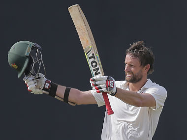 Sri Lanka vs Zimbabwe, one-off Test: Craig Ervine's ton helps visitors recover after early slump on Day 1