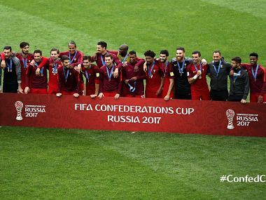 Confederations Cup 2017: Portugal beat Mexico in extra time to finish in third place