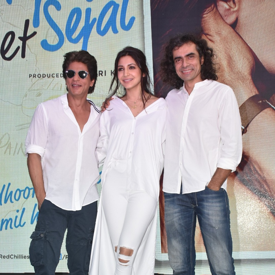 Jab Harry Met Sejal romantic track 'Hawayein' had an open-air launch; see pictures