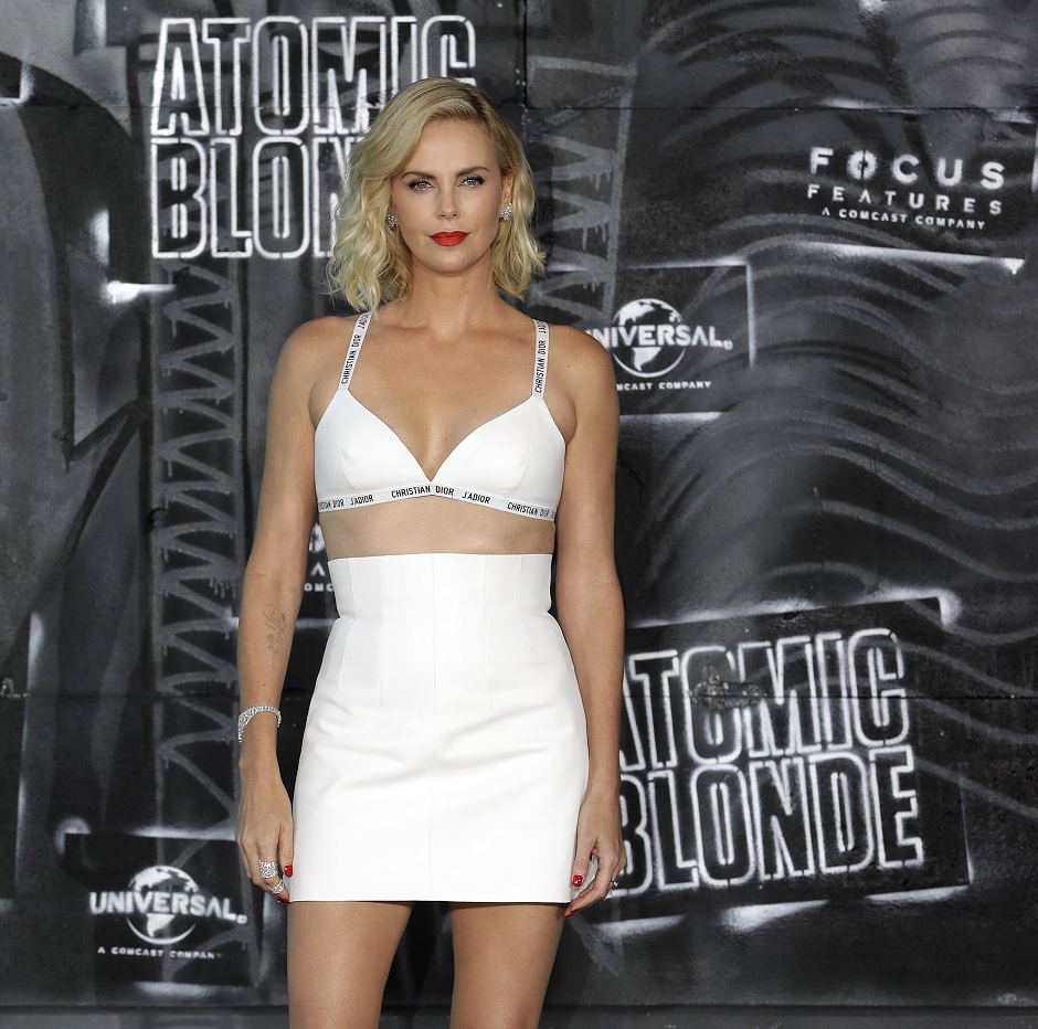 Charlize Theron, Sofia Boutella steal the show at Atomic Blonde world premiere in Berlin