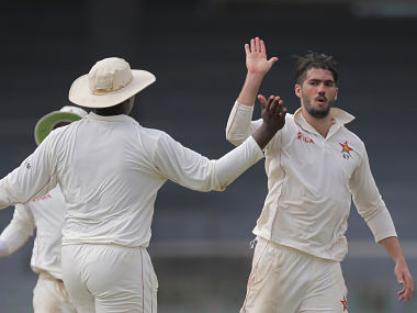 Sri Lanka vs Zimbabwe, one-off Test: Graeme Cremer's three-for helps visitors tie hosts down on Day 2