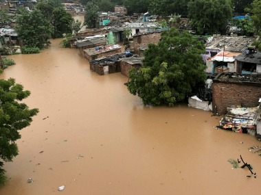 Gujarat and Rajasthan face flood fury; IAF, NDRF intensify relief operations