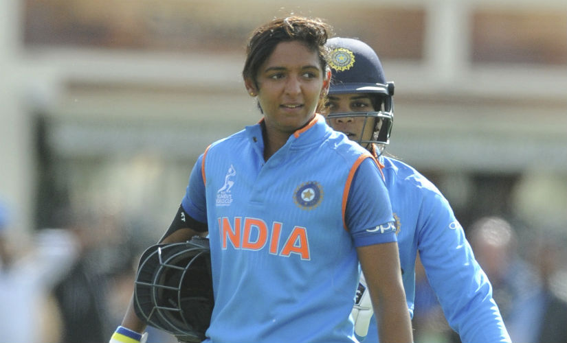 Harmanpreet Kaur produced consecutive 50-plus scores in the last 3 matches of the World Cup, including a 171 not out vs Australia. AP