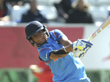 ICC Womens World Cup 2017 Harmanpreet Kaur says playing with men helped her develop sixhitting skills