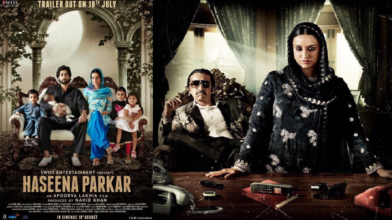Criminal case against Shraddha Kapoor and Haseena Parkar producers