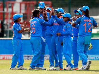 File image of Indian women's team. Reuters