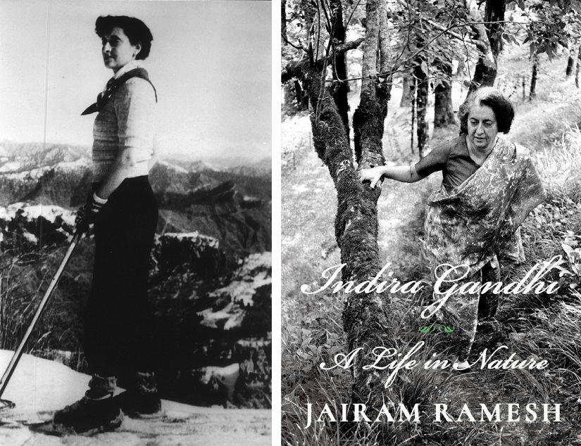 Indira Gandhi: A Life in Nature offers a portrait of the late prime minister as an environmentalist