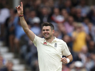 Ashes 2017-18: James Anderson replaces Ben Stokes as vice-captain of England