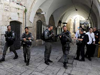 Israel removes metal detectors from holy site as Muslims continue boycott