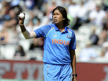 India's Jhulan Goswami reveals she asked coach to drop her after two bad games in World Cup