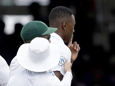 England vs South Africa: Kagiso Rabada learns the art of silence after Ben Stokes' send-off at Lord's