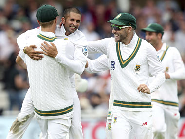 England vs South Africa 2nd Test Keshav Maharaj Chris Morris take visitors to commanding position on Day 2