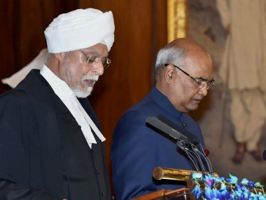 Full text of Ram Nath Kovind's speech on his assumption of office as President of India