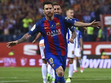 La Liga: Lionel Messi deserves to be the best paid sports player, says Barcelona president