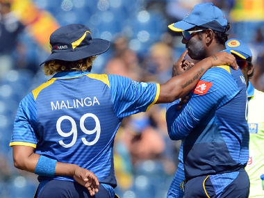 Seniors such as Lasith Malinga and Angelo Mathews have failed to inspire the young talent, or so the current results say. AFP