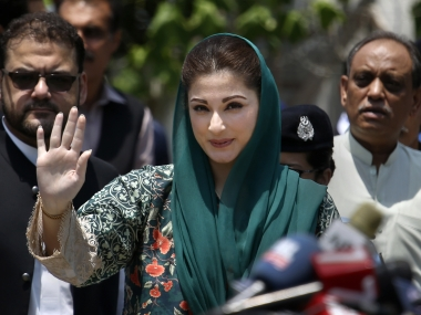 Maryam Nawaz releases video showing judges confession about being blackmailed and forced to convict Nawaz Sharif