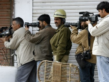 Foreign journalists need permission to access Jammu and Kashmir other protected areas Centre reminds scribes of rule