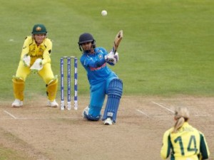 Cricket - Australia vs India - Women's Cricket World Cup - Bristol, Britain - July 12, 2017 India's Mithali Raj in action Action Images via Reuters/John Sibley - RTX3B3XO