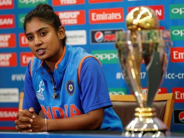 ICC Women's World Cup 2017: Mithali Raj expects a run-fest in India-England final at Lord's