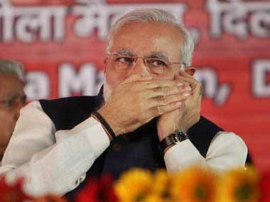 People expect Modi type performance in Telangana says state BJP president K Laxman