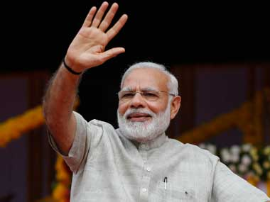 Received unprecedented support from people to GST, demonetisation: Narendra Modi