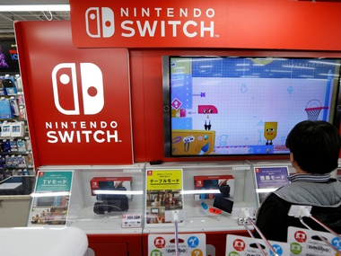 Nintendo being sued by Gamevice over Switch's detachable controller Joy-Con's design