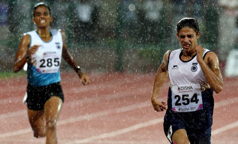 Asian Athletics Championships Nirmala Sheoran Muhammad Anas lead gold galore for India on Day 2