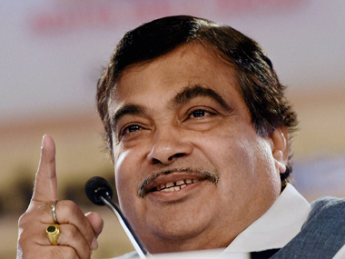 Congress slams Nitin Gadkari for insulting Indian Navy says not an inch of land would be given to forces