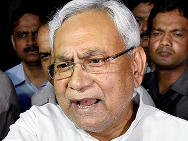 Nitish Kumar swornin as CM How events unfolded over the course of manic Thursday in Bihar