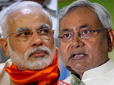 Nitish Kumar allying with BJP improves his image ends Bihars long wait for Centrestate cooperation