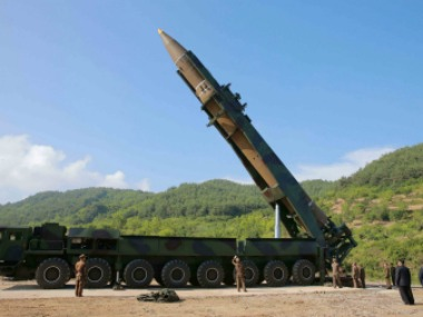 South Korea urges Pyongyang to refrain from another missile test, make a 'wise decision' about it