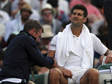 Former World No 1 Novak Djokovic to miss the rest of 2017 season due to elbow injury