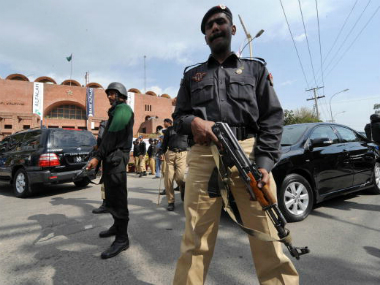 Terrorists attack Peshawar agriculture directorate; 11 injured as gun battle rages on