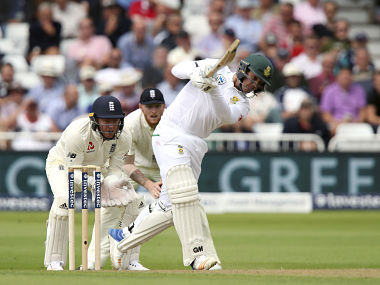 England vs South Africa, 2nd Test, Day 2 at Trent Bridge: As it happened